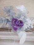 bouquet de mariée shabby chic vintage original - Occasion du Mariage