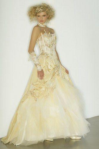 Robe de mariée d'occasion du créateur Dany pour Alain - Occasion du Mariage