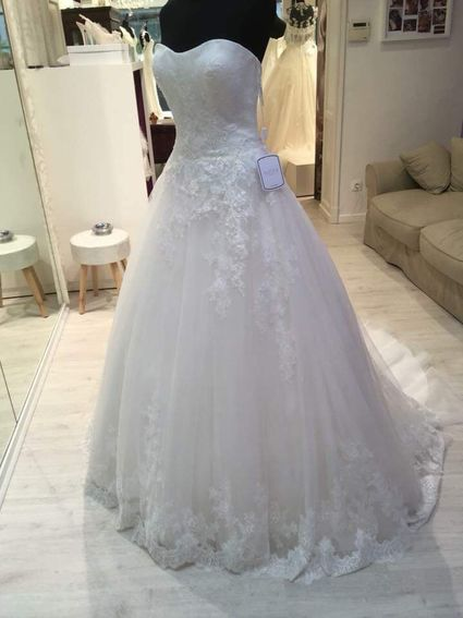 Robe de mariée Aurora - Nord