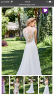 Robe de mariée dos nu 2018 - Occasion du Mariage