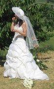 Robe de mariée ivoire taille 34 - Occasion du Mariage