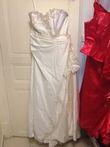 Robe de mariée taille 44/46 - Occasion du Mariage