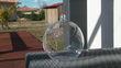Boule en verre à suspendre - DIAM 10 CM - Occasion du Mariage
