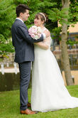 Robe de mariée cymbeline taille 38 - Occasion du Mariage