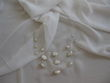Robe de mariée ivoire avec bustier et jupe pas cher en 2012 - Occasion du Mariage