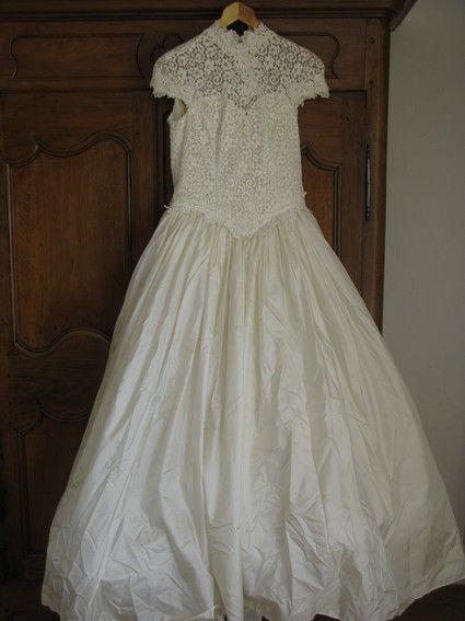 Robe de mariée Ivoire- Cymbelline - Alpes Maritimes
