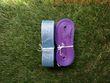 Lot de rubans paillettés vert / violet - Occasion du Mariage