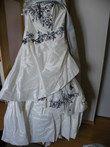 Robe de mariée Pronuptia d'occasion T44 couleur ivoire
