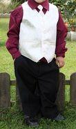 Costume garçon 3 ans - Occasion du Mariage