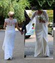 Robe de mariée bohème fluide - Occasion du Mariage