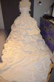 Robe de mariée jamais portée pas cher d'occasion 2012 - Ile de France - Paris - Occasion du Mariage