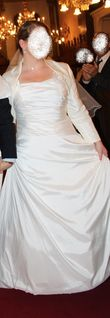 Robe pronuptia T46 - TBE - Occasion du Mariage