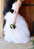 Robe de mariée Cymbeline oui 43 modèle 2013 d'occasion