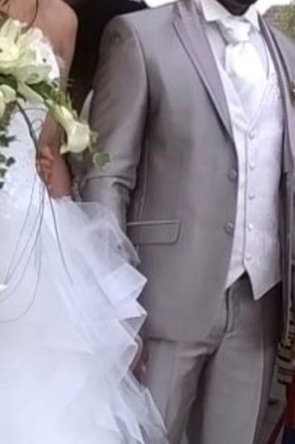 Costume de mariée d'occasion italien à Marseille