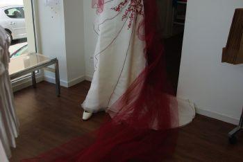 Robe de mariée pas cher PRONUPTIA Alsace 2012 - Occasion du mariage