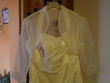 robe de mariee + chaussures et chapeau - Occasion du Mariage