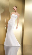Robe de mariée Tocade de Empire du mariage€ en 2013 à Paris