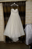Robe princesse neuve- avec voile - Occasion du Mariage