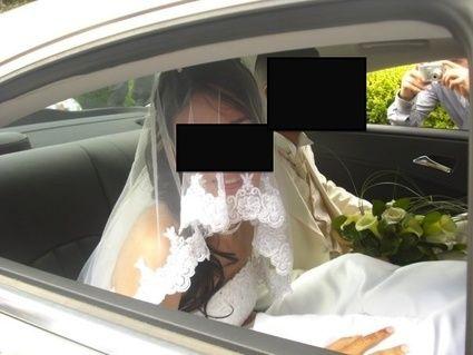 robe de mariée T36/38 pas cher d'occasion 2012 - Ile de France - Yvelines - Occasion du Mariage