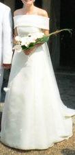 Robe en Shantung Cymbeline T38 - Occasion du Mariage