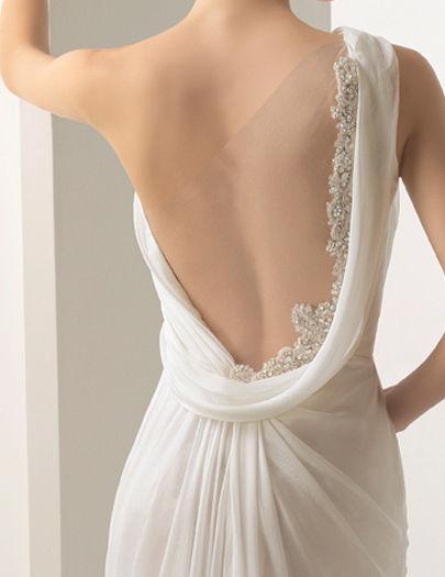Robe de mariée Rosa Clara ligne Soft modèle Hamelin d'occasion