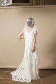 Robe de créatrice Delphine Manivet modele Antonin T38/40  - Occasion du Mariage