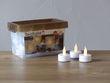 Bougies chauffe-plat artificielles - Essonne