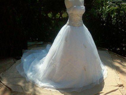 Robe de mariee neuve en PACA pas cher - Occasion du mariage