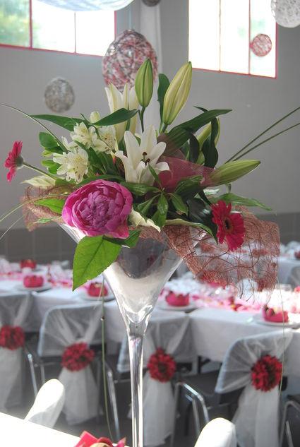 Deco salle et table de mariage doccasion - Pyrénées (Hautes)