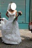 Robe de mariée pronovias modèle AIRE - Occasion du Mariage
