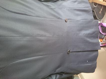 Costume cleofe finati gris 3pieces - Meurthe et Moselle