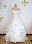 robe de mariée Bombay ivoire neuve - Occasion du Mariage