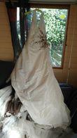 robe chocolat - Occasion du Mariage