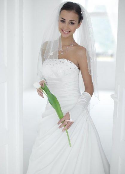 Robe de mariée en très bon état pas cher doccasion 2012 - Ile de ...