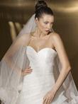 Robe de mariée Cosmobella 2010 d'occasion avec jupon