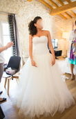 Robe de mariee - Syliva Lee couture - Occasion du Mariage
