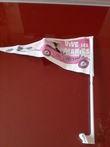 drapeau voiture - Occasion du Mariage