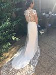 robe de mariee creatrice et voile - Occasion du Mariage