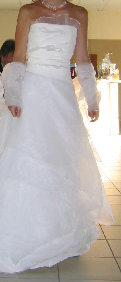 Robe de Mariée Pronuptia Taille 36 d'occasion - Loiret