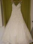 sublime robe de mariée Rosa Clara - Val de Marne