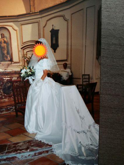 robe de mariée  Mori Lee - Aude