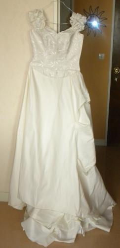 Robe de mariée d'occasion collection Complicité avec accessoires 2012 - Occasion du mariage