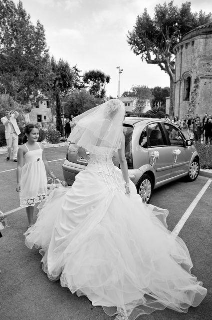 Robe de mariée Dany pour Alainpas cher 2012 - Occasion du mariage