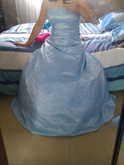 Robe de fiancailles, mariage pas cher 2012 - Occasion du mariage
