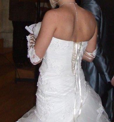 Robe de mariée San Patrick d'occasion