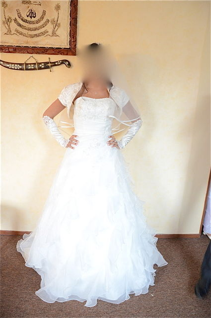Robe de mariée Demetrios 2011 pas cher d'occasion 2012 - Ile de France - Paris - Occasion du Mariage