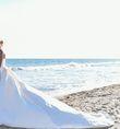 Traîne robe de mariée  - Occasion du Mariage
