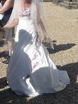 robe mariée bustier Les Mariées d\'Aquitaine - Occasion du Mariage