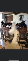 Sublime Robe mariée Fais main - Occasion du Mariage