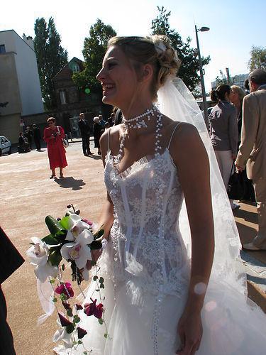 Robe de mariée CYMBELINE T38 modèle Anne - Occasion du Mariage